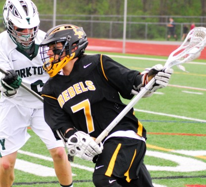 L-P attackman JoJo Janavey is among the most prolific scorers in Rebels history and is poised for monster senior year.